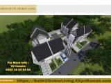 Butik Cibubur Living Kav 1 Rumah 2 Lantai Harga 1 Lantai