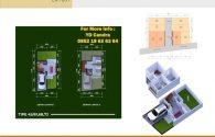 Butik Cibubur Living Kav 3 Rumah 2 Lantai 600 Jutaan Strategis hanya 10 menit ke Tol dan LRT