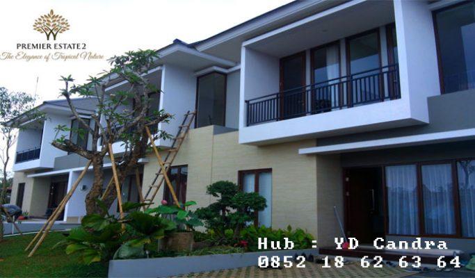 Premier Estate 2 Kav.B-32 Perumahan Mewah Selangkah dari Exit Tol Jatiwarna Bekasi